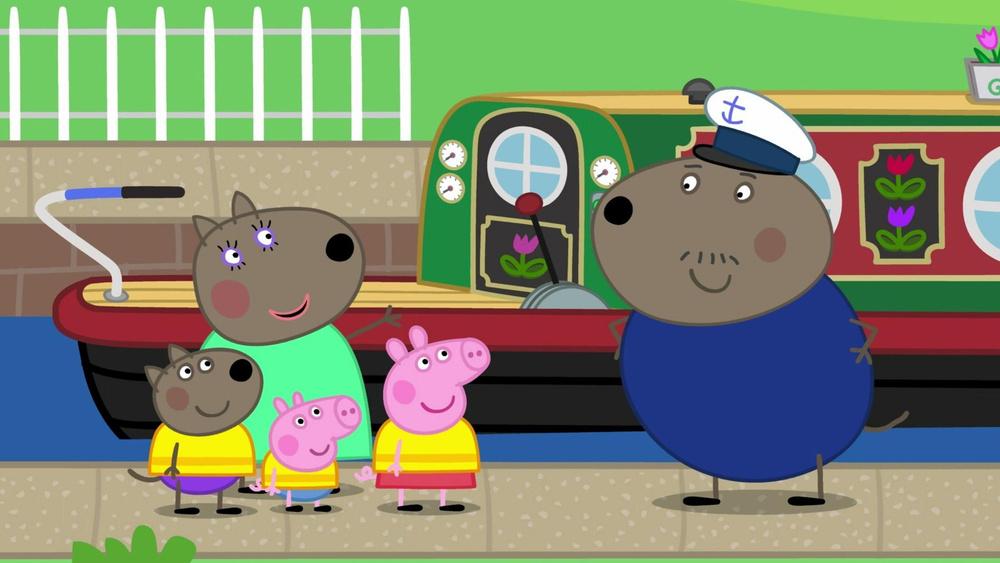 Peppa Pig | Season 5 Episode 25 | Sky com
