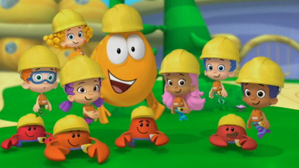Bubble Guppies | Season 1 Episode 4 | Sky com