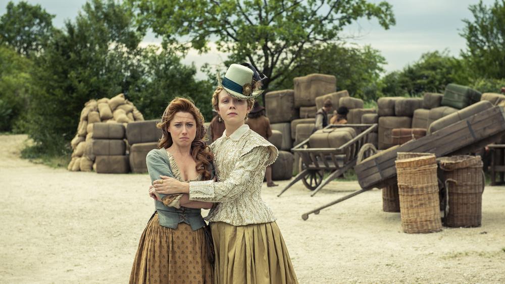Jamestown | Season 3 Episode 1 | Sky com