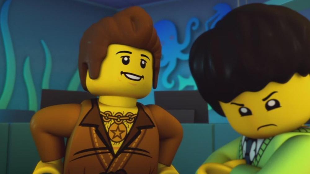 Lego Ninjago Masters Of Spinjitzu Season 3 Episode 4 Skycom