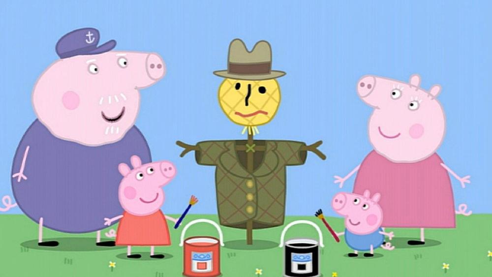 Peppa Pig | Season 2 Episode 7 | Sky com