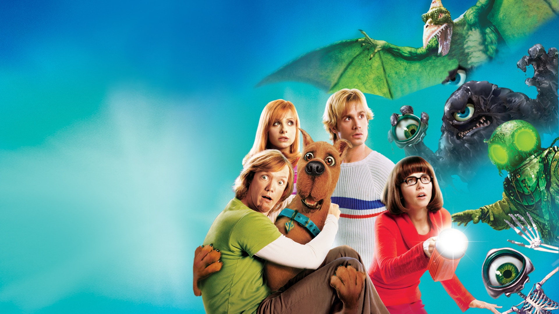 Scooby Doo 2 Monsters Unleashed Sky Com
