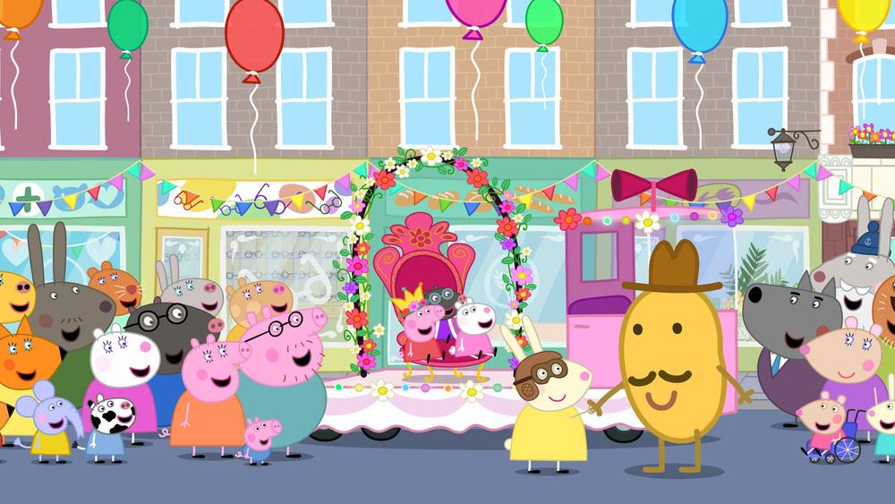 Peppa Pig Season 5 Episode 43 Sky Com