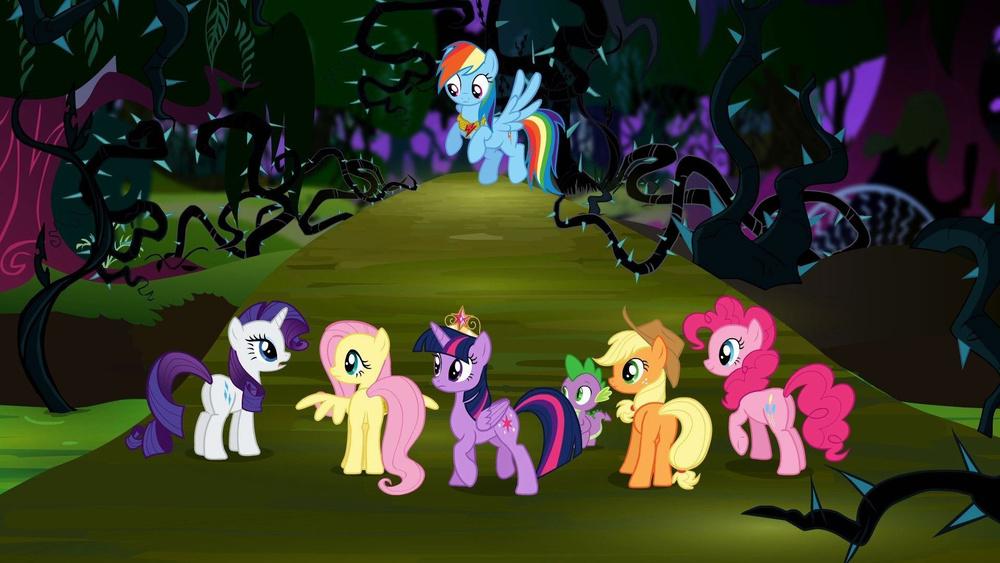 my little pony friendship is magic princess twilight sparkle part 2