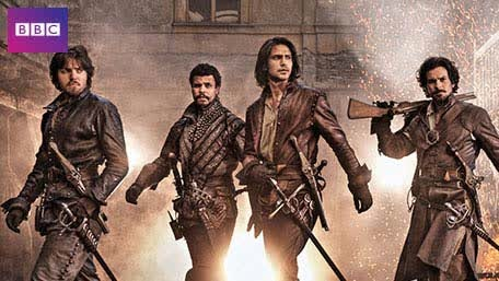 The Musketeers | Season 1 Episode 8 | Sky com