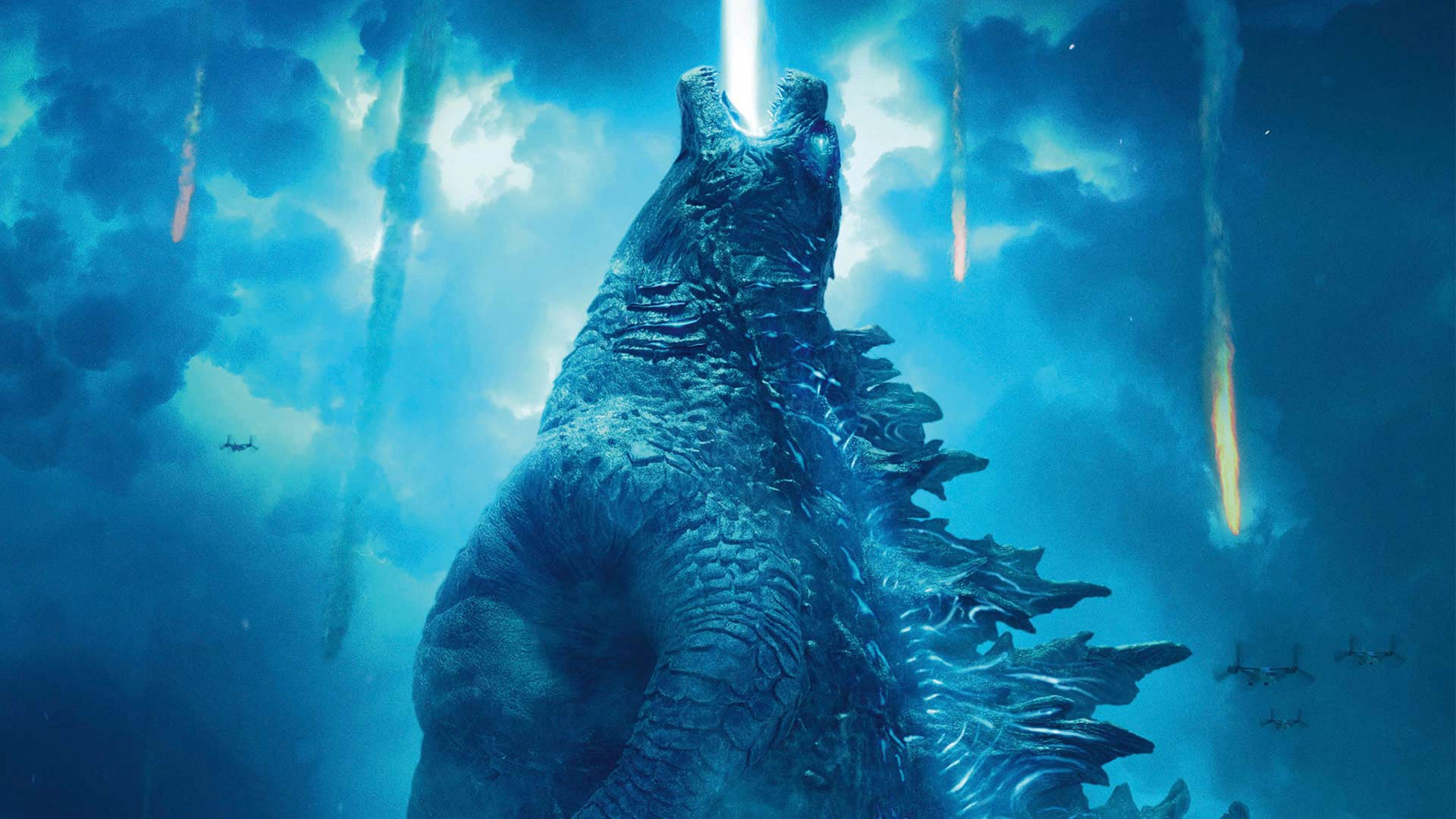 Godzilla King Of The Monsters Sky Com