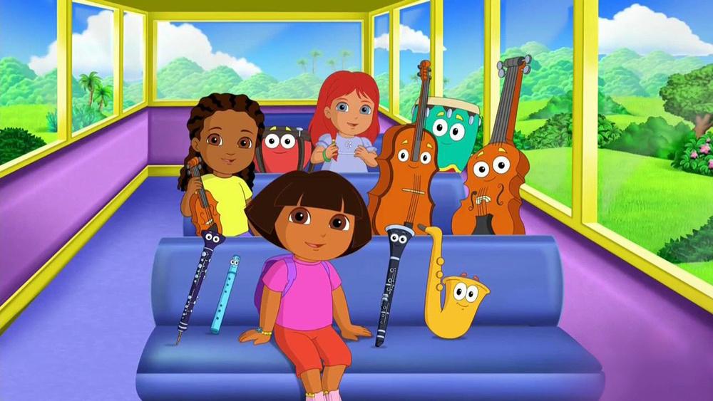 Dora the Explorer | Season 8 Episode 17 | Sky com