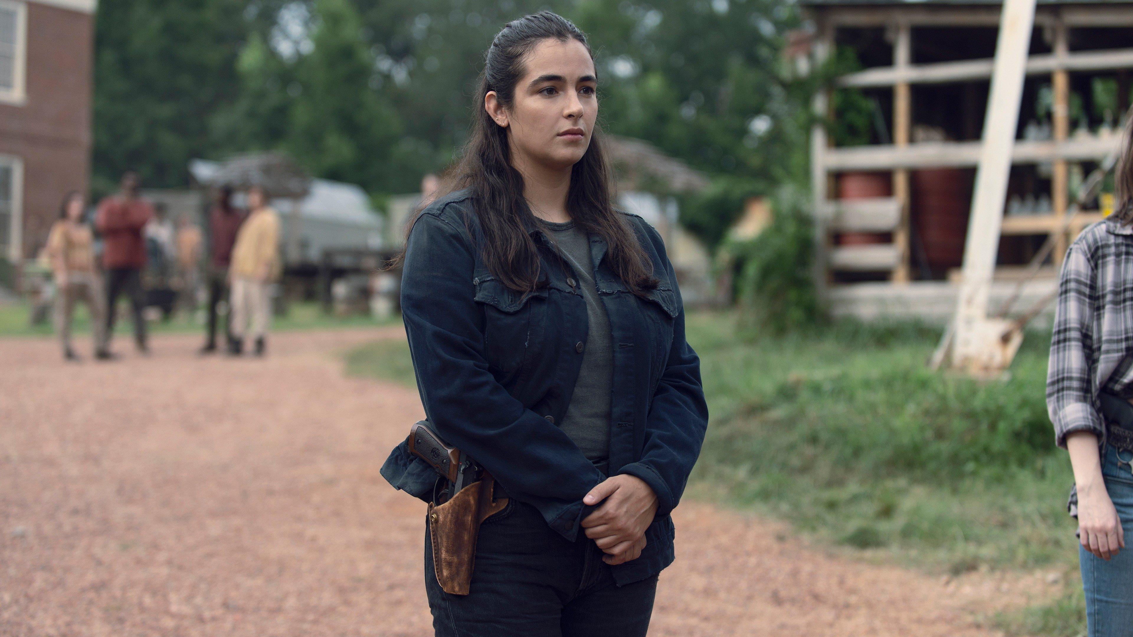 The Walking Dead Season 9 episode 8, 'Evolution'