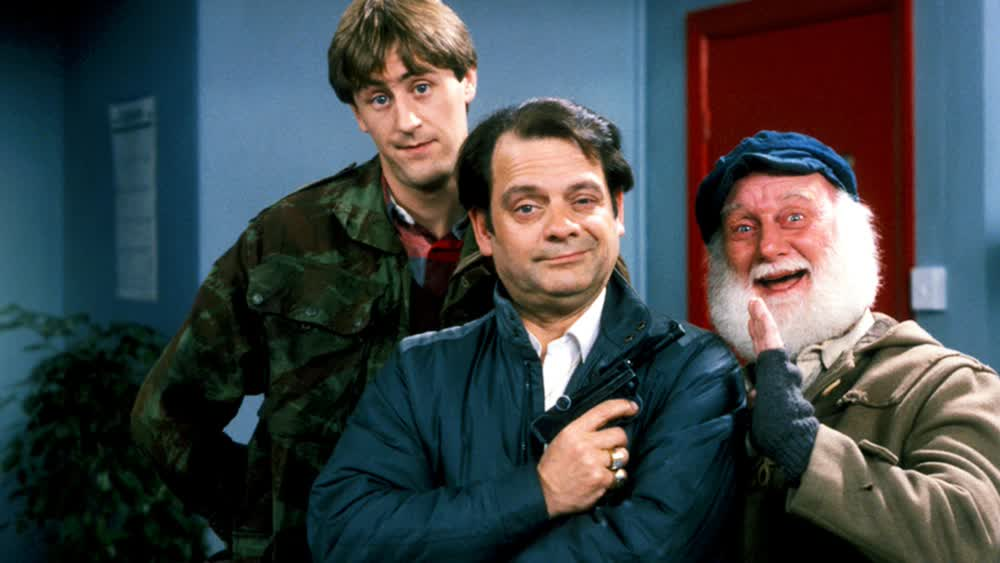 Only Fools And Horses – S05 – Ep07- A Royal Flush
