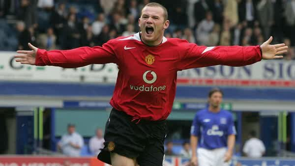 Best PL Goals: Man Utd v Everton