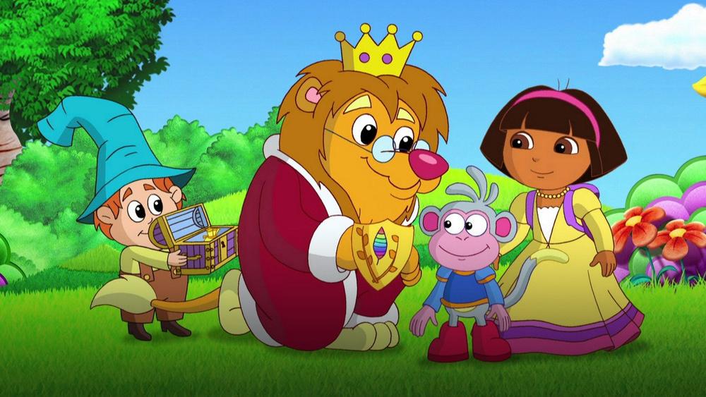 Dora the Explorer | Season 8 Episode 12 | Sky com