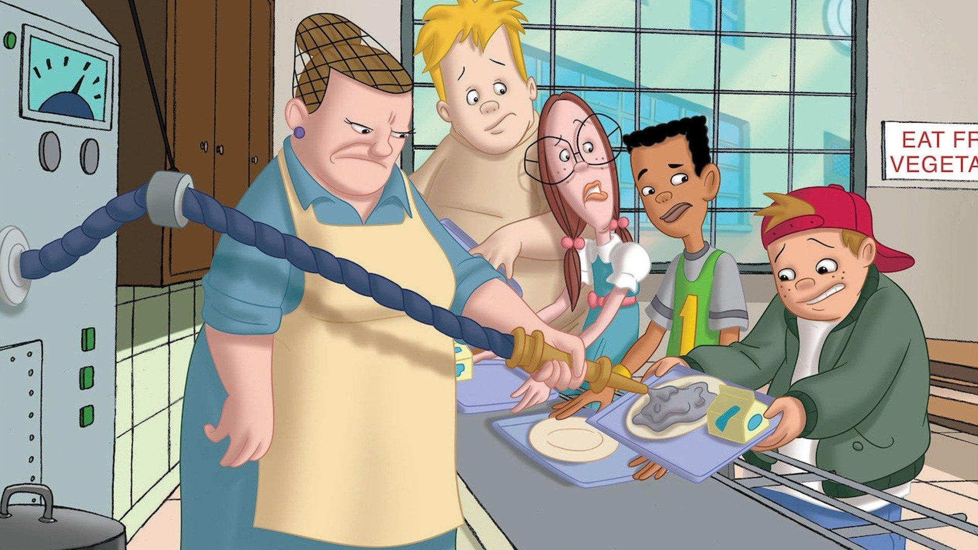 Recess: Taking the Fifth Grade | Sky.com